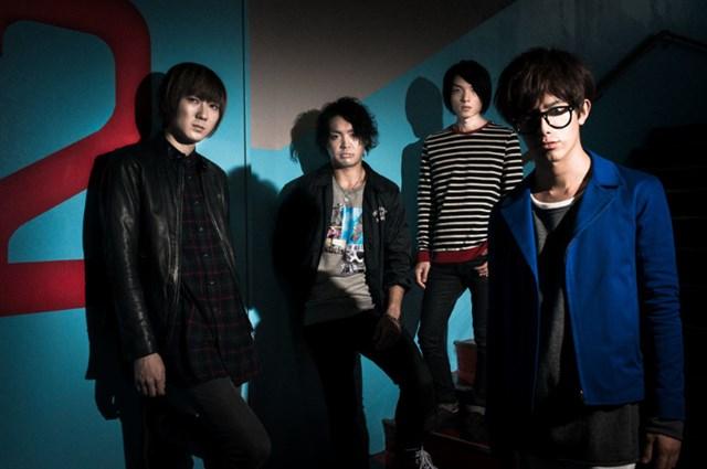 BLUE ENCOUNT,バンド,演奏力,高い,若手,邦楽,ロック