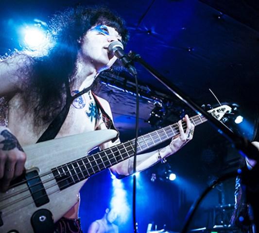 八十八ヶ所巡礼:マーガレット廣井,バンド,ベース,ベーシスト,演奏力,若手,邦楽,ロック