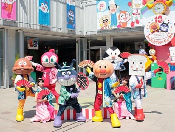 横浜アンパンマンミュージアム,混雑状況,GW,ゴールデンウィーク,アクセス,駐車場
