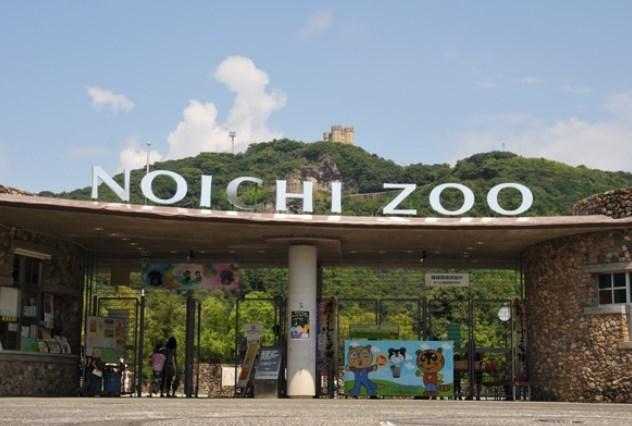 のいち動物公園,混雑状況,夏休み,盆休み,アクセス,駐車場