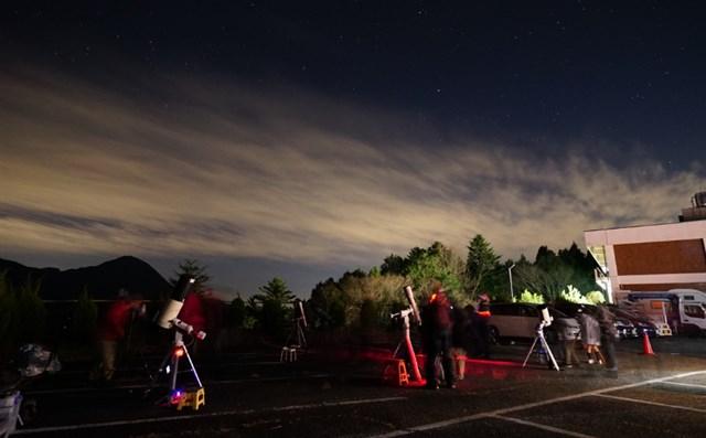 オリオン座流星群,見える方角,見える時間,ピーク,2019,観測スポット,穴場,名古屋,奥三河総合センター