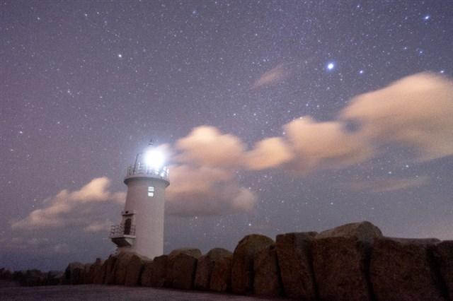 オリオン座流星群,見える方角,見える時間,ピーク,2019,観測スポット,穴場,名古屋,伊良湖岬灯台