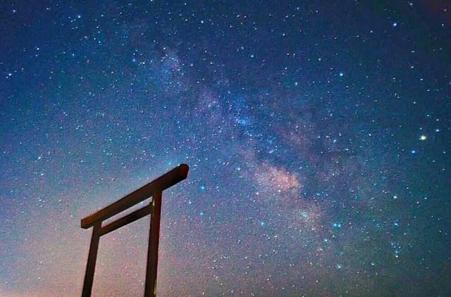オリオン座流星群,見える方角,見える時間,ピーク,2019,観測スポット,穴場,名古屋,つぶて浦