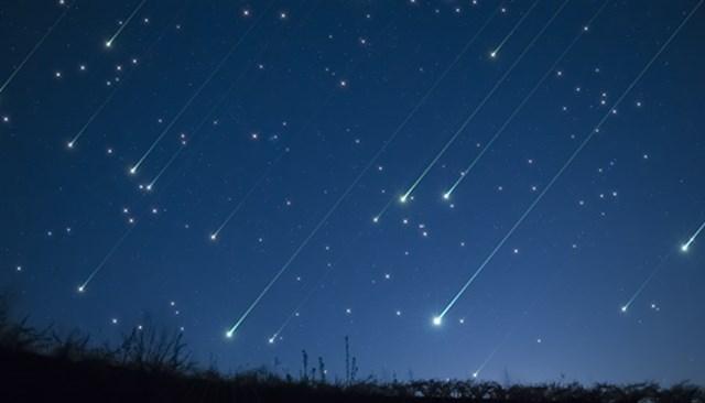 オリオン座流星群,見える方角,見える時間,ピーク,2019,四国,